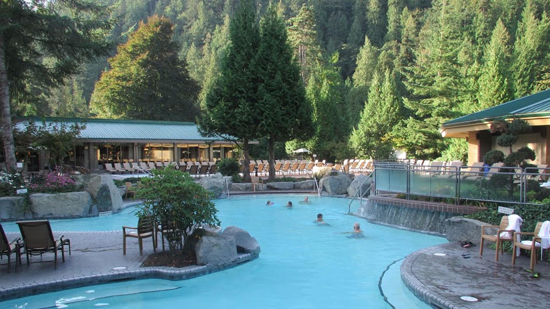 Spending The Weekend In Harrison Hot Springs